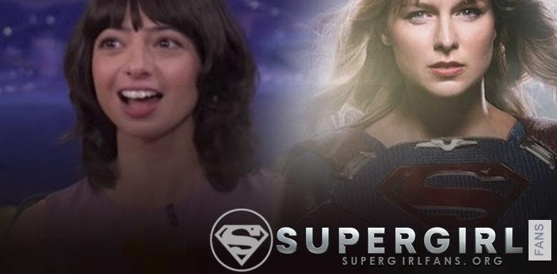 Kate Micucci aparecerá en el estreno de la quinta temporada de Supergirl