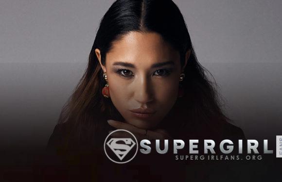 Jennifer Cheon García como estrella invitada en 'Supergirl'