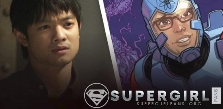 Crisis on Infinite Earths agrega a Supernatural Alum Osric Chau como Ryan Choi