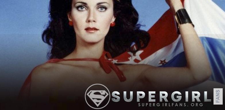 La mujer maravilla original Lynda Carter podría regresa para Crisis on Infinite Earths
