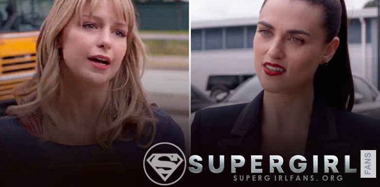 Supergirl Showrunner dice la quinta temporada «casi por completo» será sobre la relación de Kara y Lena