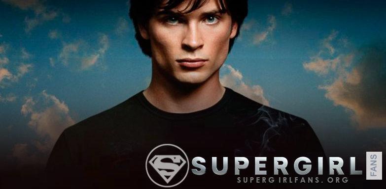 Tom Welling repetirá el papel de 'Smallville' Clark Kent en «Crisis on Infinite Earths»