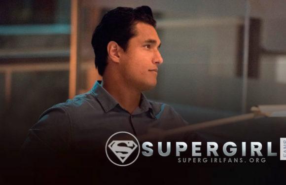 Supergirl: Staz Nair sobre el verdadero William Dey y hasta dónde llegará por la verdad