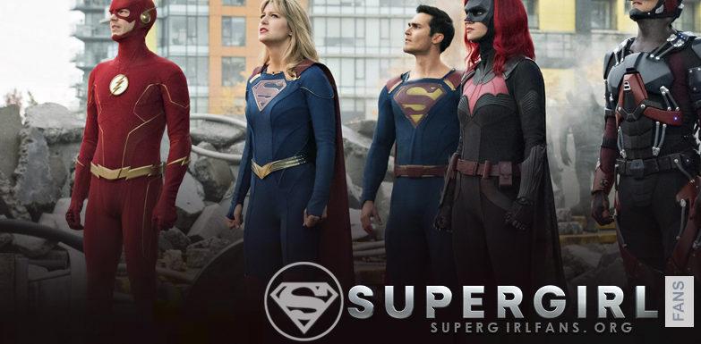 El Showrunner de Superman and Lois revelas que las conexiones de Supergirl y arrowverse se cortaron en S1