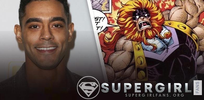 Nick Sagar se une en la quinta temporada de Supergirl