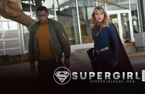 Imagenes promocionales de Supergirl 5.08 «The Wrath of Rama Khan» + Promo