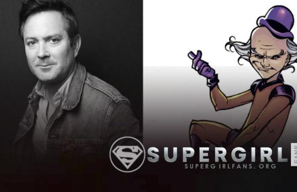 Thomas Lennon se repetirá como Mxyzptlk en 'Supergirl'