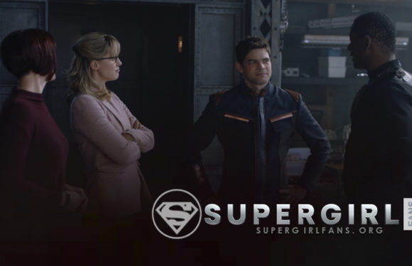 Stills del episodio de Supergirl 5.11 «Back from the Future – Part One»