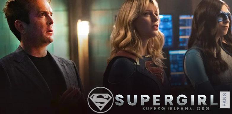 Supergirl: ¿Por qué el Sr. Mxyzptlk se ve tan diferente?