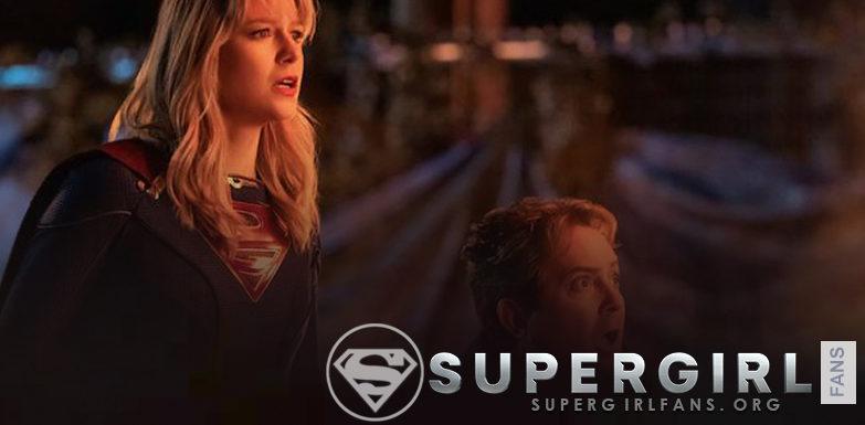 Supergirl muestra lo que sucedería si Kara revelara su identidad secreta