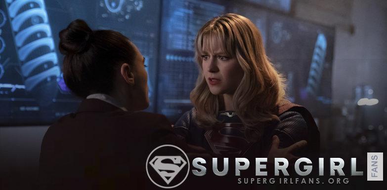 Supergirl: Showrunners pensó que era hora de que Kara dejara de disculparse