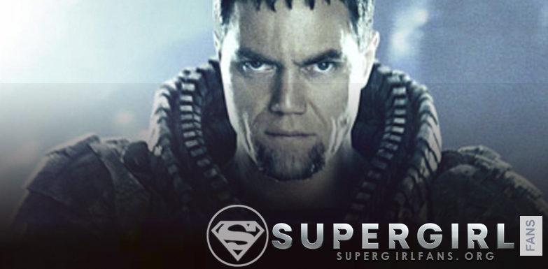 RUMOR: Michael Shannon considerado como Zod para la película Supergirl de DC