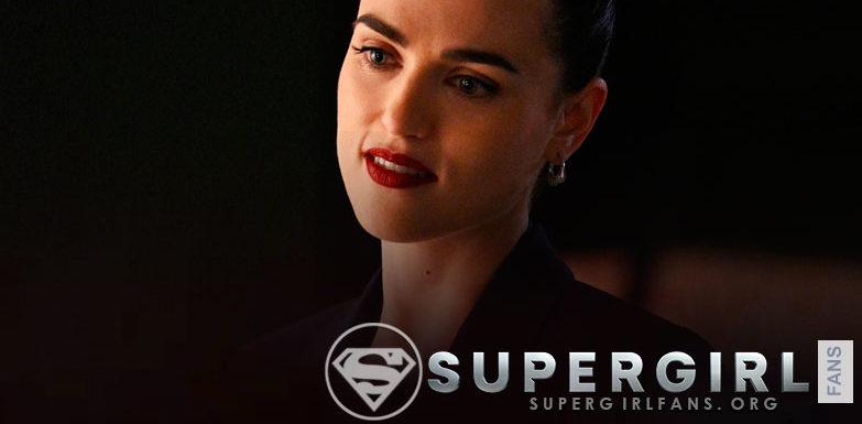 Supergirl: Lena Luthor no es tu villana