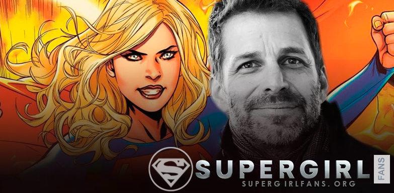 Michael Shannon espera que Zack Snyder participe en la película Supergirl
