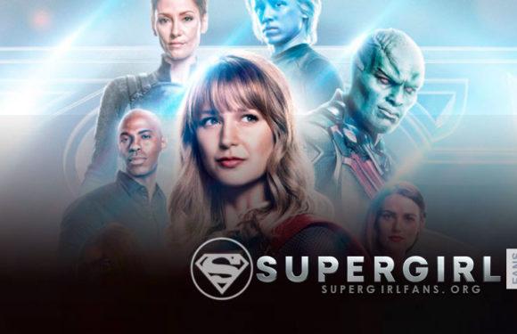 Update Gallery: Screen Captures de la quinta temporada de Supergirl