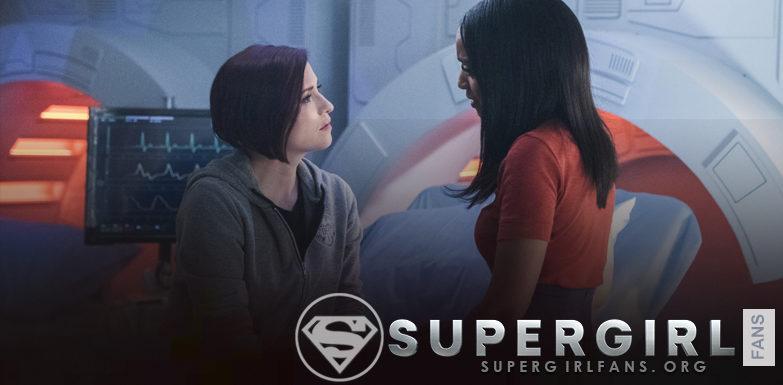 Supergirl: Azie Tesfai habla del final de la temporada 5 y del nuevo rol con los Super Amigos