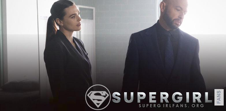 Stills del episodio de Supergirl  5.18 – The Missing Link
