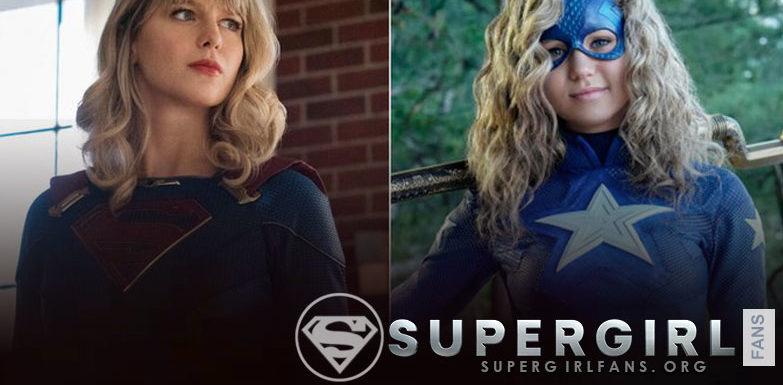 Brec Bassinger de Stargirl quiere un crossover de Supergirl
