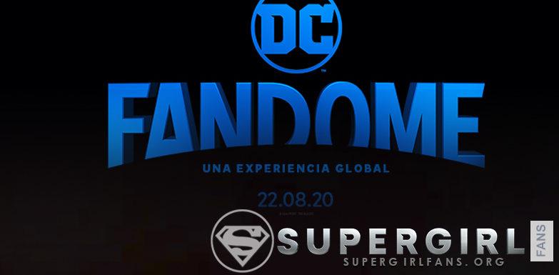 """Maines y David Harewood en el panel de """"Truth, Justice, and the DC Comics Way"""" en DC FanDome"""