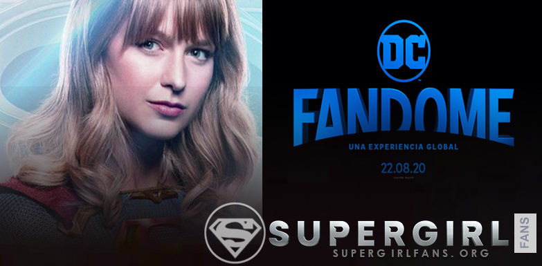 Supergirl confirmado para DCFanDome