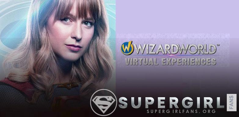 Cast de Supergirl en Home Wizard World Virtual