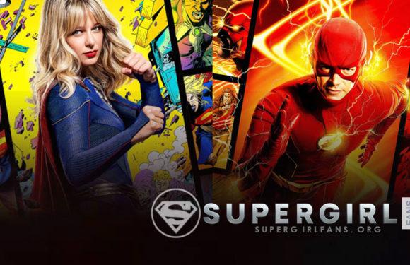 RUMOR: Un último crossover entre Supergirl y The Flash