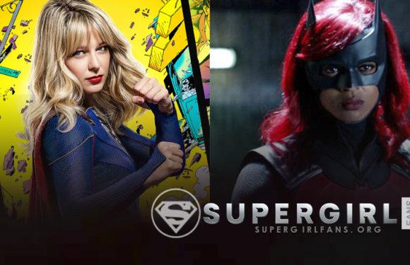 Batwoman: Caroline Dries, dice que está dispuesta a tener a Melissa Benoist como estrella invitada mas adelante.