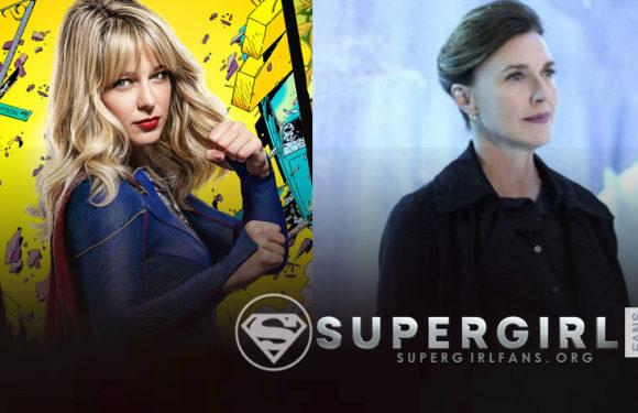 Lillian podría muy bien convertirse en la Luthor más peligrosa de Supergirl