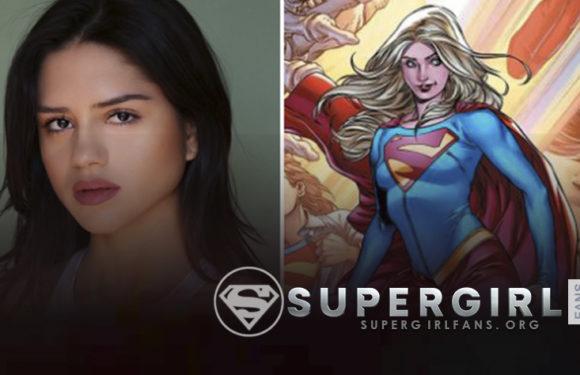 Supergirl de DC Universe es la actriz Sasha Calle; Hará su debut en la próxima película 'Flash'