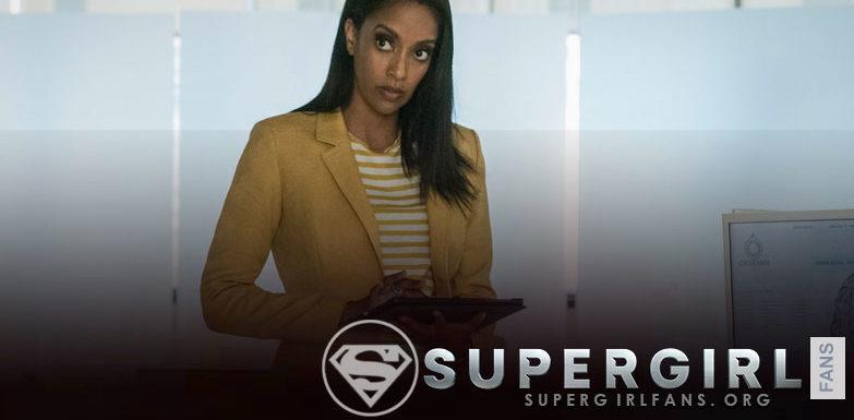 Azie Tesfai habla sobre convertirse en un superhéroe, el futuro de Dansen y coescribir Supergirl