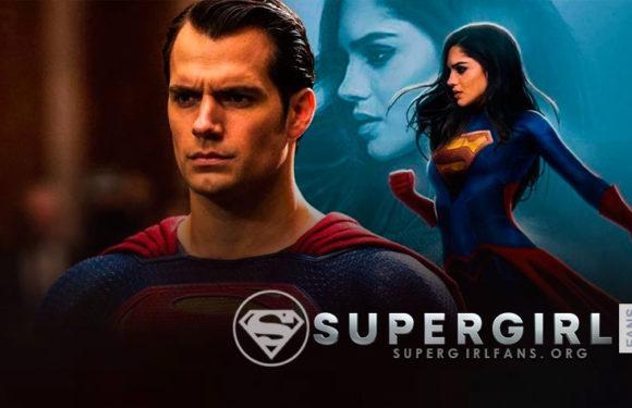 ¿Supergirl está reemplazando al Superman de Henry Cavill en DCEU?
