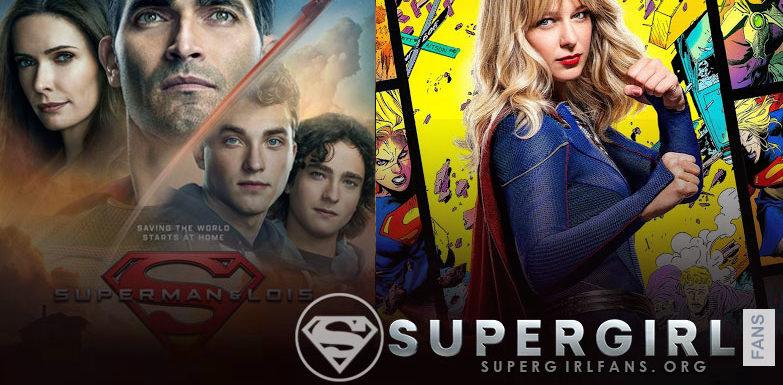 'Superman & Lois' toma una pausa y 'Supergirl' entra para ayudar