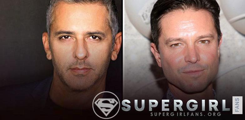 Claude Knowlton y Jason Behr se unen a Supergirl como recurrente