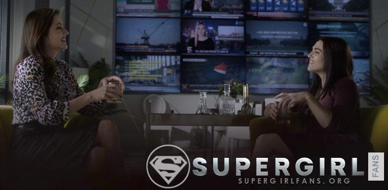 Stills del episodio de Supergirl 6.02 «A Few Good Women»