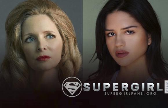 Lauralee Bell de The Young & The Relstess elogia el casting de Supergirl de Sasha Calle