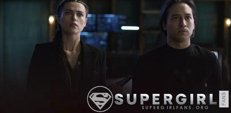 Stills del episodio de Supergirl 6.03 «Phantom Menaces «