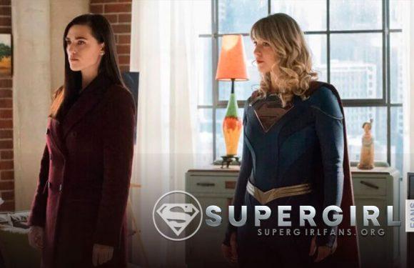 Los showrunners de 'Supergirl' prometen 'mejores días' para Supercorp después de la reunión