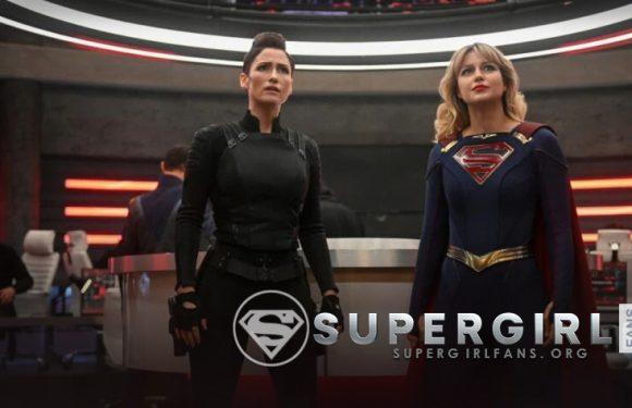 Supergirl: Chyler Leigh revela que la reunión de las hermanas Danvers también fue en la vida real