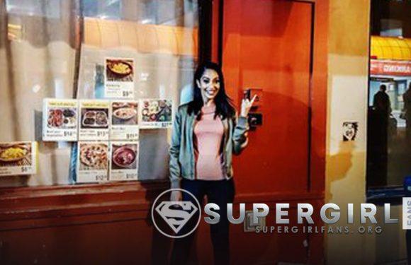 Supergirl: Azie Tesfai comparte conmovedores detalles personales detrás de escena en el próximo episodio