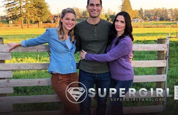 Superman & Lois EP revela el huevo de Pascua de Supergirl que no viste en esta temporada