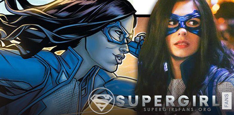 Supergirl: Dreamer debuta en una nueva e impresionante vista previa en DC Pride # 1