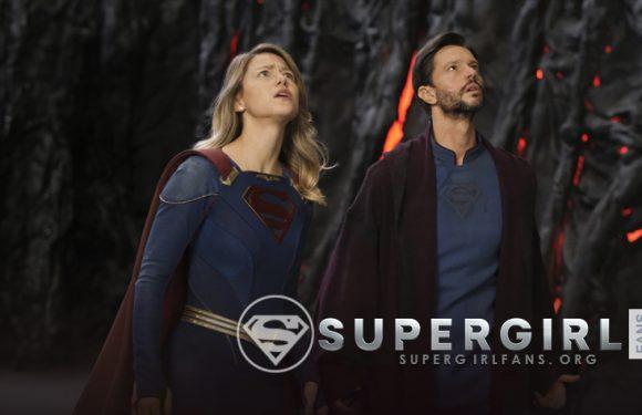 Supergirl: Jason Behr llama al final de mitad de temporada el 'episodio más intenso'