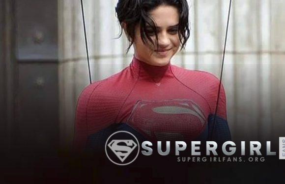 The Flash Movie: Nuevas imagenes de Sasha Calle como Supergirl