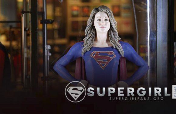 Tour de Warner Bros. Studios se expande en DC Universe, podemos ver una imagen de Supergirl