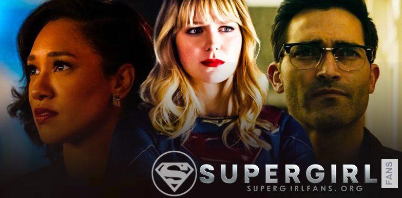 Supergirl recuerda sus conexiones Arrowverse de una manera que Superman y Lois deberían