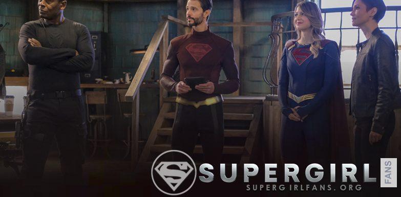 Stills del episodio de Supergirl 6.08 – Welcome Back, Kara!