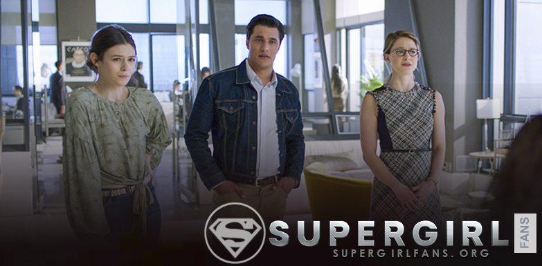 Stills del episodio de Supergirl 6.09 «Dream Weaver»