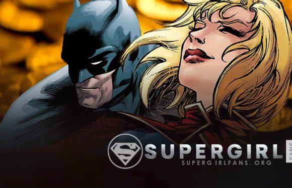 Supergirl confirma que fácilmente podría volverse más rica que Batman