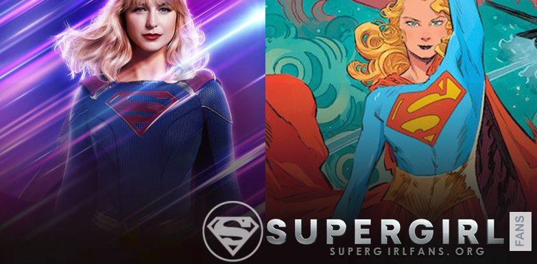 DC explica por qué Supergirl de los cómics es tan diferente a la de CW