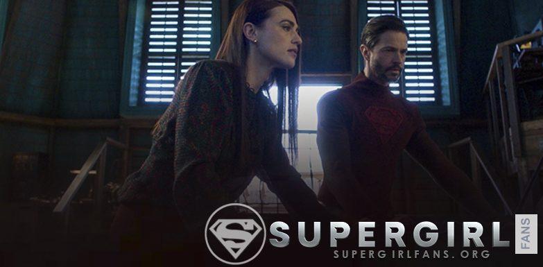 "«Jason Behr de Supergirl revela cómo Zor-El se une a Lena Luthor: ""Game Respects Game"""